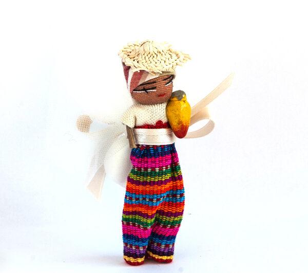 bambolina Guatemala solidale