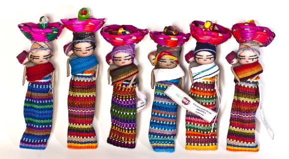 bamboline guatemala solidali