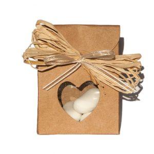 bomboniere solidali comunione con scatolina porta confetti