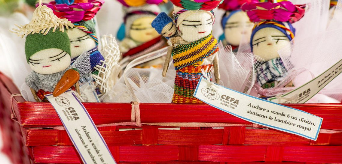 bamboline guatemale bomboniere
