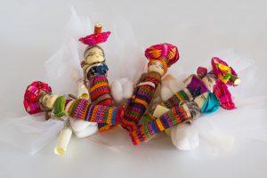 bomboniere bamboline confetti
