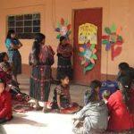 L'istruzione è la chiave del futuro per le ragazze del Quichè