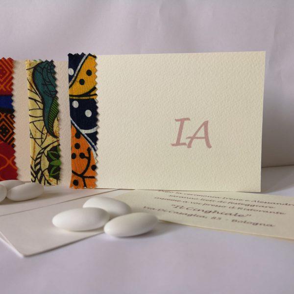partecipazioni solidali matrimonio africa