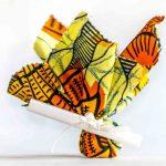 Colora la tua vita e porta un aiuto in Tanzania con le stoffe portaconfetti